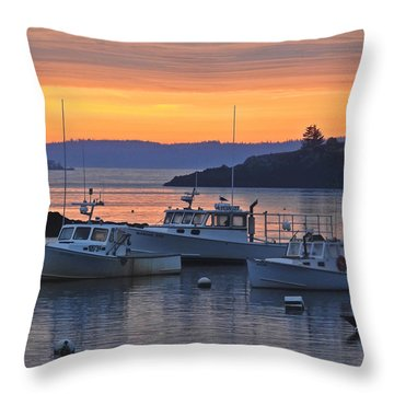 Sailors Dream Throw Pillow