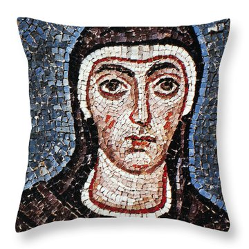 Saint Felicity (d. 203) Throw Pillow by Granger