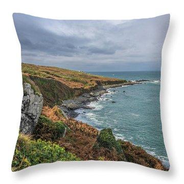 Saint Ives 1 Throw Pillow
