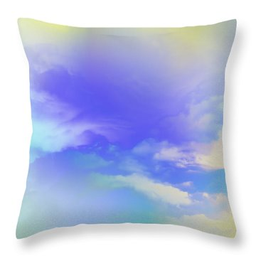 Saint John The Baptist Throw Pillow