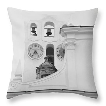Saint Sofia Church Throw Pillow