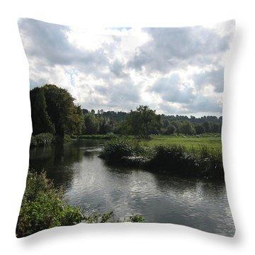 Salisbury Throw Pillow