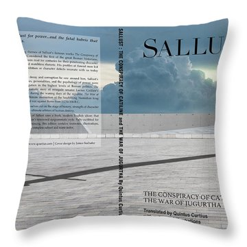 Sallust Cover Throw Pillow