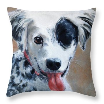 Sally Throw Pillow