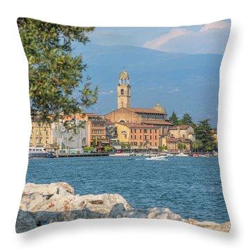 Salo - Italy Throw Pillow