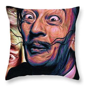 Salvador Throw Pillow