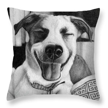 Sam Throw Pillow