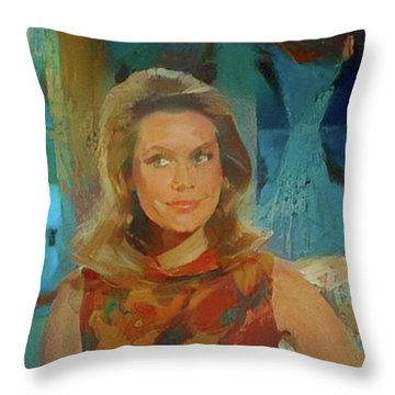 Samantha Throw Pillow