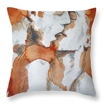Same Love Throw Pillow