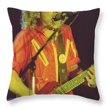 Sammy Hagar 1 Throw Pillow