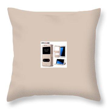 Samsung Galaxy S6 Throw Pillows