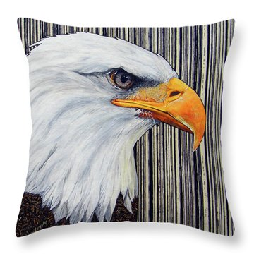 Samuel Throw Pillow