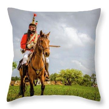 San Jacinto Throw Pillow
