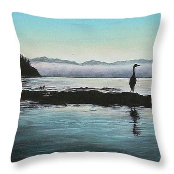 San Juan Sentinel Throw Pillow
