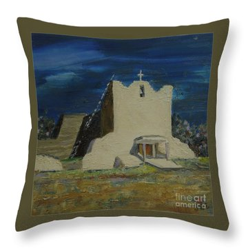 San Lorenzo - Sold Throw Pillow