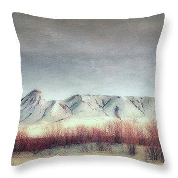 Yukon Territory Throw Pillows