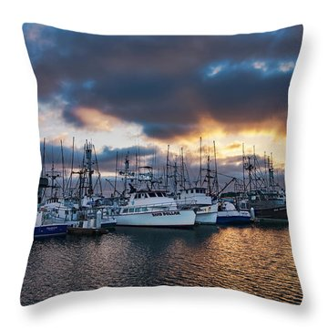 Throw Pillow featuring the photograph Sand Dollar by Dan McGeorge