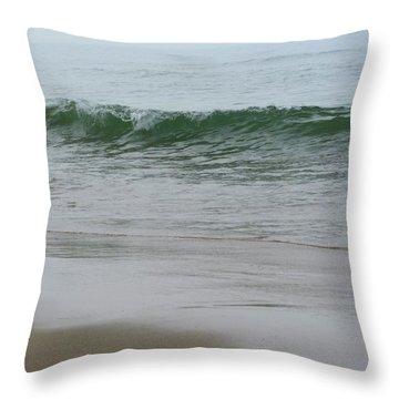 Sand N Surf Throw Pillow