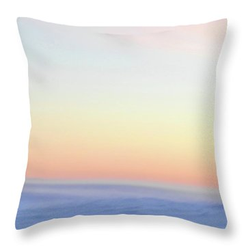 Sand Painting 4 Throw Pillow