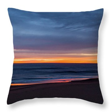 Sandbridge Sunrise Throw Pillow