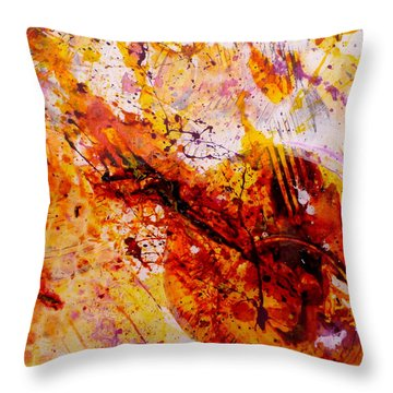Sandman Throw Pillow