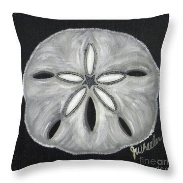 Sandollar Throw Pillow