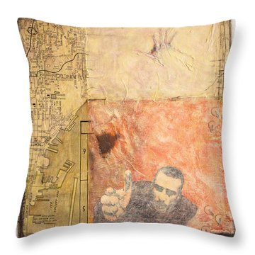 Sandpoint Throw Pillow