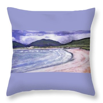 Sands, Harris Throw Pillow