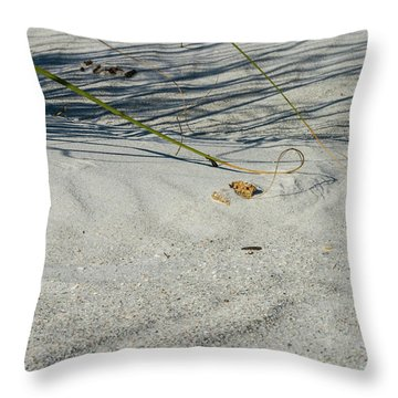 Sandscapes Throw Pillow