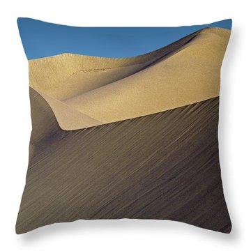 Sandtastic Throw Pillow
