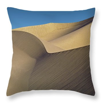 Sandtastic Throw Pillow