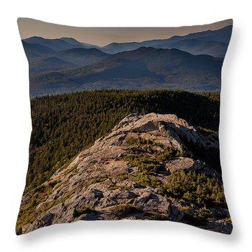 Sandwich Range From Mount Chocorua Throw Pillow