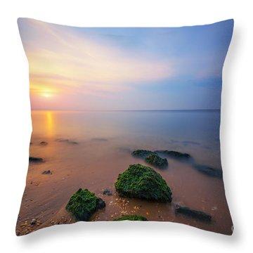 Sandy Hook Nj Photographs Throw Pillows