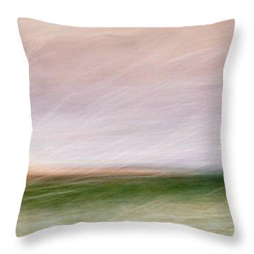 Sandy Neck 6 Throw Pillow