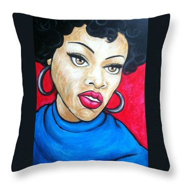 Sangria Throw Pillow