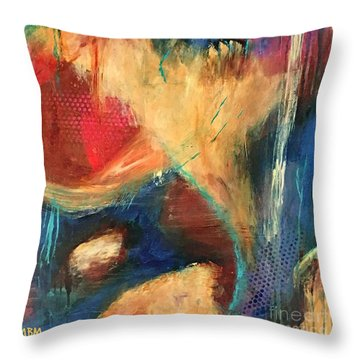 Santa Fe Dream Throw Pillow