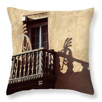 Santa Fe Sunrise Throw Pillow