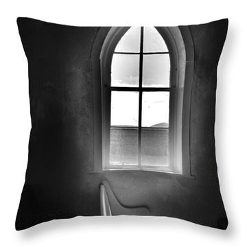 Santuary Throw Pillow