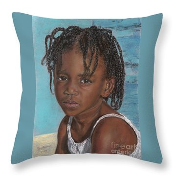Sara Throw Pillow