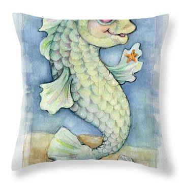 Sarafina Seabling Throw Pillow