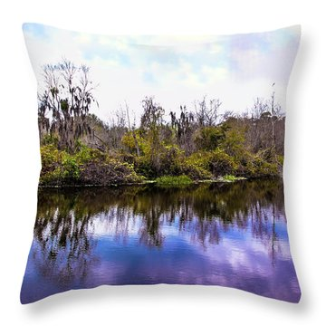 Throw Pillow featuring the photograph Sarasota Symphony  by Madeline Ellis