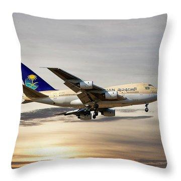Government Throw Pillows