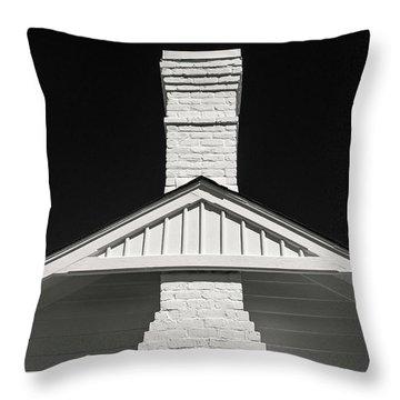 Savannah Chimney Throw Pillow