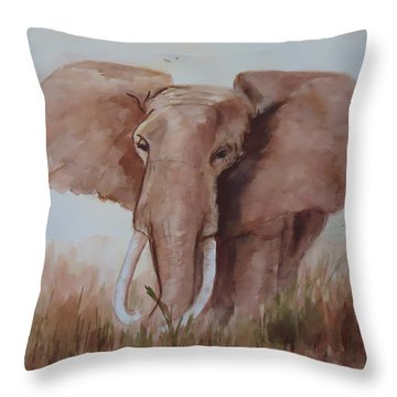 Savannah Queen  Throw Pillow
