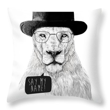 Hipster Throw Pillows