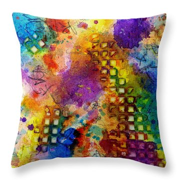 Say You Will Throw Pillow