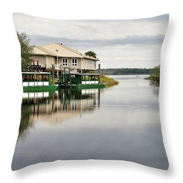 Scapes 3 16b Throw Pillow
