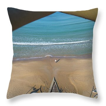 Scapes Of Our Lives #1 Throw Pillow
