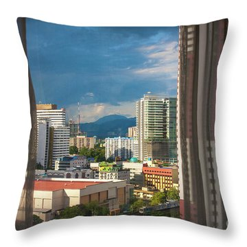 Scapes Of Our Lives #14 Throw Pillow
