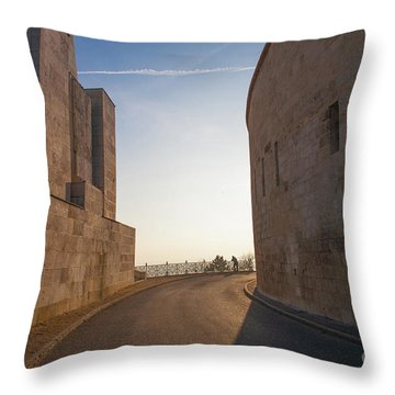 Scapes Of Our Lives #15 Throw Pillow